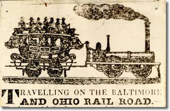 ALL ABOARD: TRAVELING BY RAILROAD!